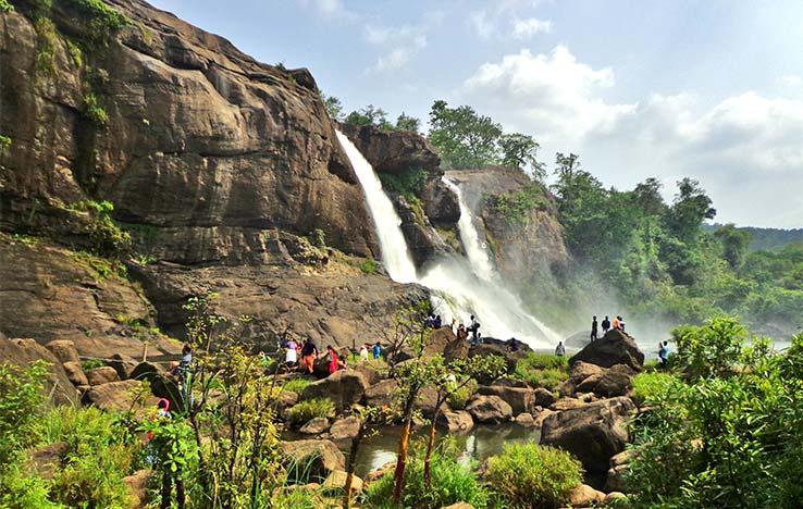 Athirapally Waterfalls kerala