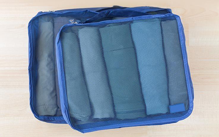 mesh packing cubes