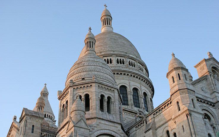 sacre coeur architecture