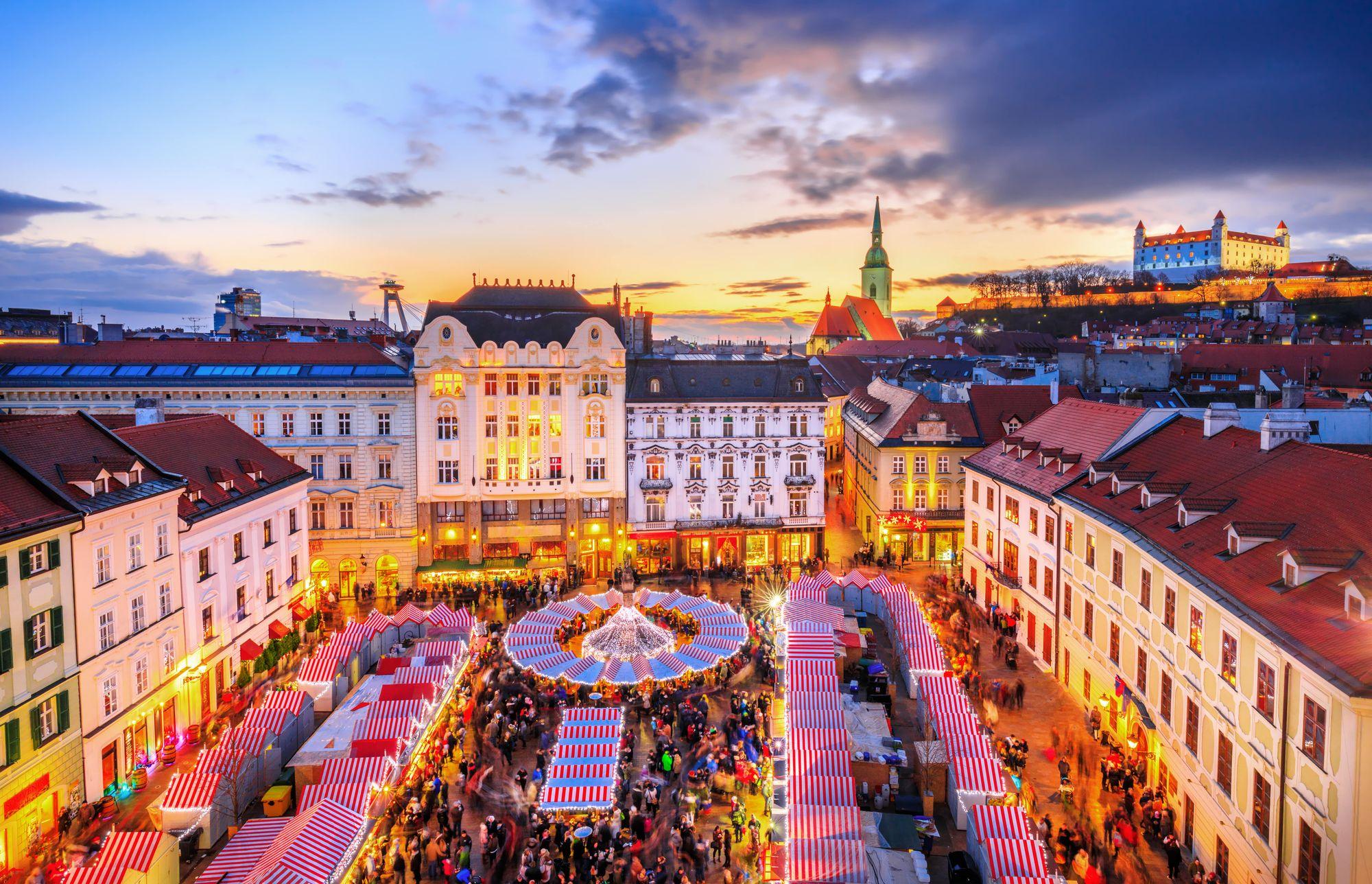 new year fair slovakia