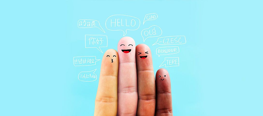 World Hello Day, or How to Say 'Hello' Around the World