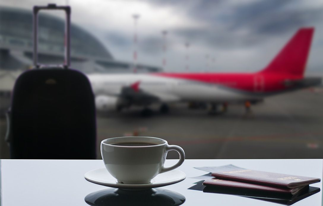 10 Spots in Asian Airports With the Best Specialty Coffee