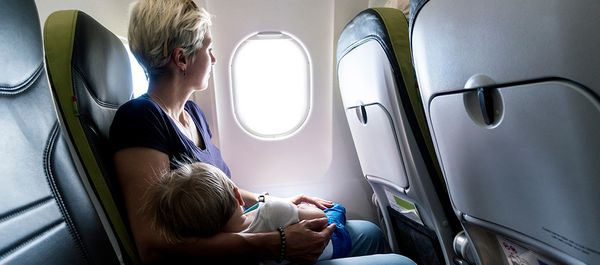 Practical Advice on Traveling with a Baby Under the Age of 2